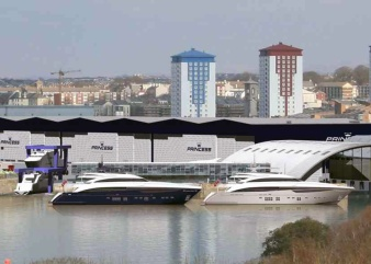 Princess Yachts has proven to be recession-proof