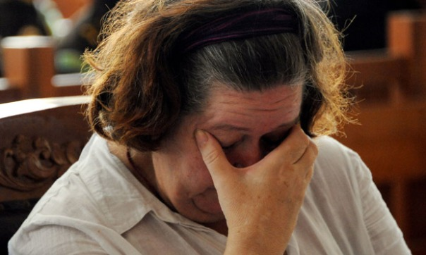 Lindsay Sandiford lost her appeal last month over the British Government's refusal to fund her legal challenge against a death sentence.