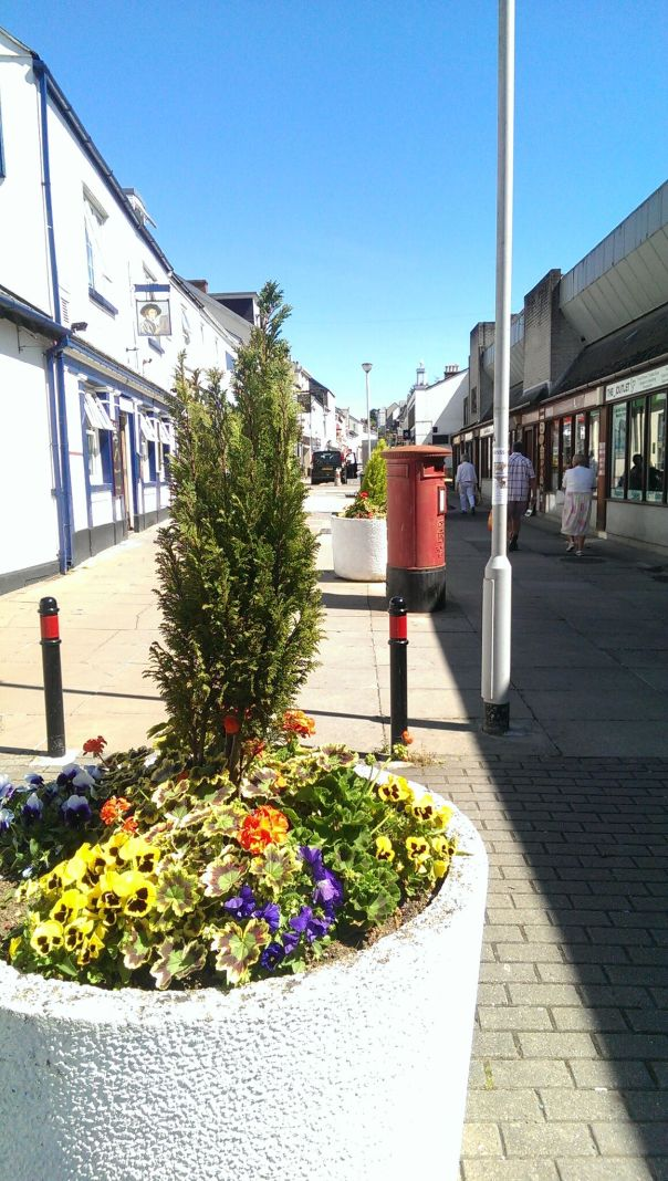 Ridgeway Flowerpot